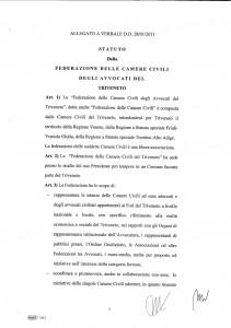 statuto federazione
