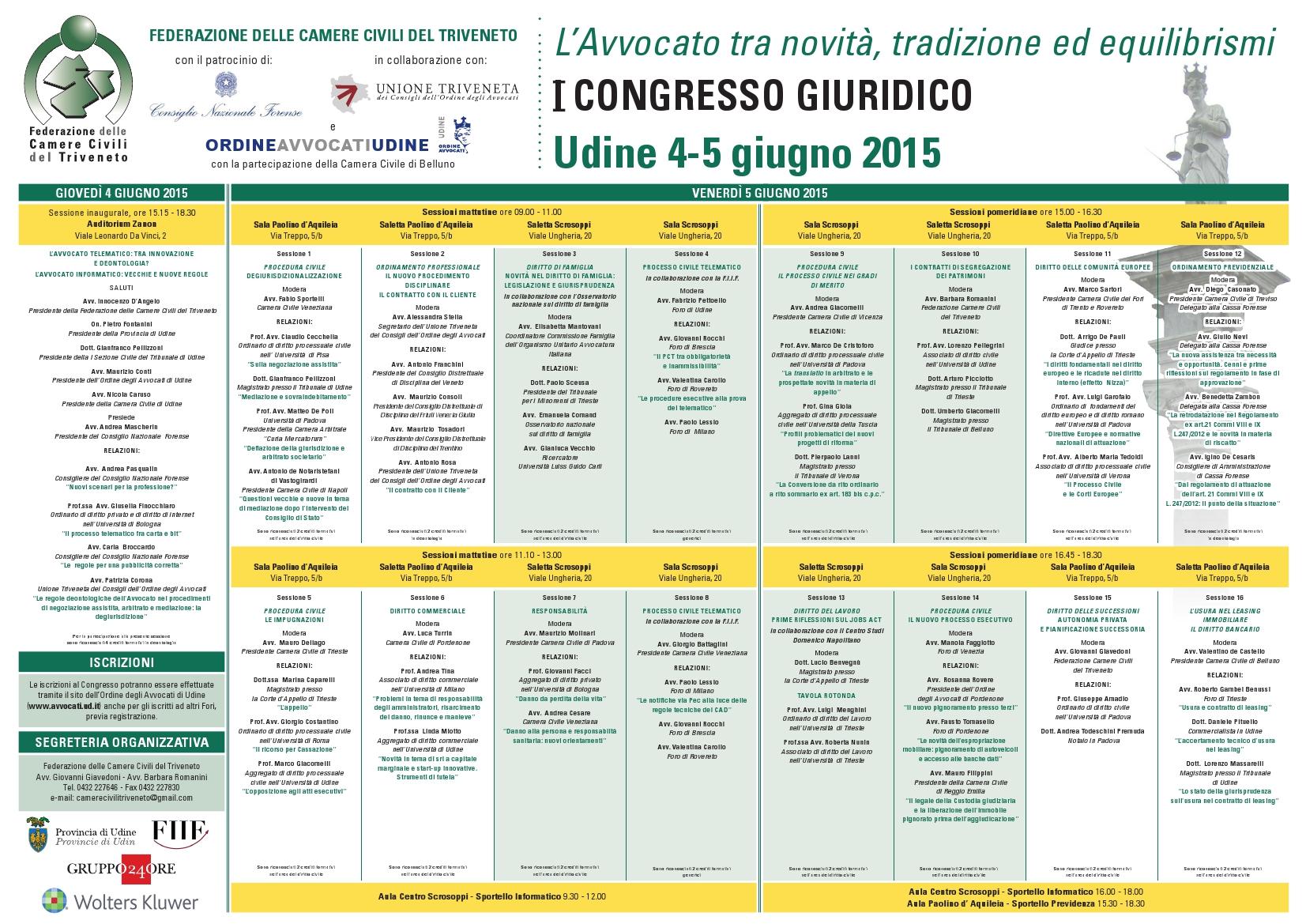 locandina congresso 18.5.2015